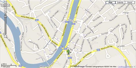 Mairie Ville De Plan De Plan De La Ville De Huy