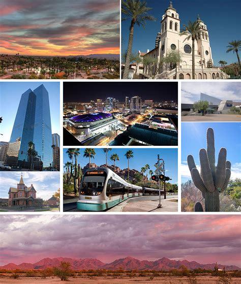 Phoenix, Arizona - Wikiquote