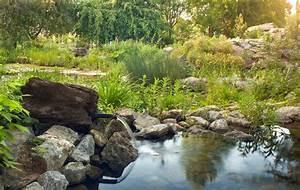 Kleine Gartenteiche Beispiele : steingarten anlegen gestalten ideen bilder beispiele ~ Whattoseeinmadrid.com Haus und Dekorationen
