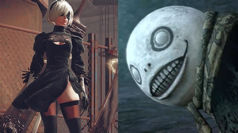 8 Things That Will Make You Love The Nier Franchise Youtube
