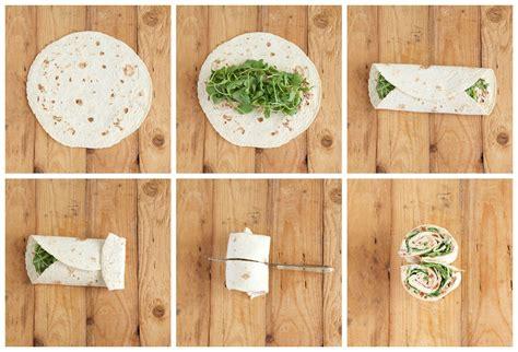 wraps richtig falten wrap anleitung falten wie gehts richtig essen trinken