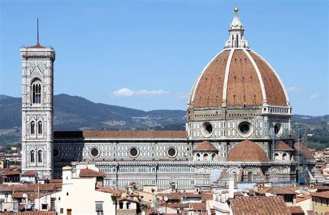 Filippo Brunelleschi Cupola Di Santa Fiore by Cattedrale Cupola E Battistero Di Firenze In Versione