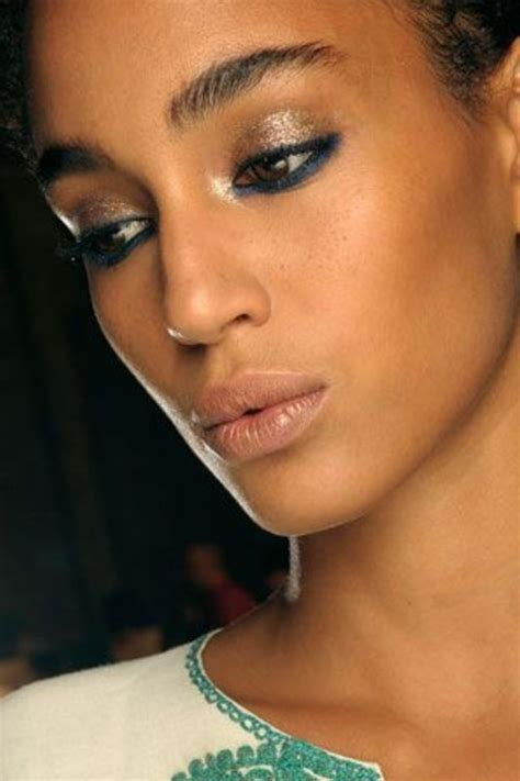 stunning wedding makeup ideas  dark skin tones weddingomania