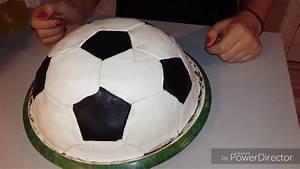 Fußball Torte Rezept : fu ball torte motivtorte fondanttorte kuchen youtube ~ Lizthompson.info Haus und Dekorationen