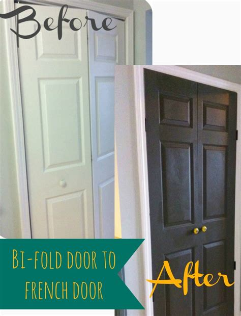 change bi fold doors to doors 2