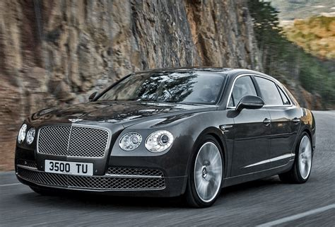 2014 Bentley Continental Flying Spur  Top Auto Magazine