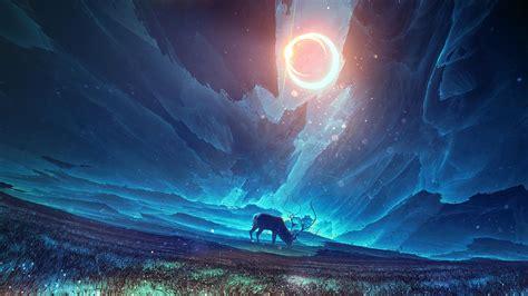 moose, Fantasy Art Wallpapers HD / Desktop and Mobile ...