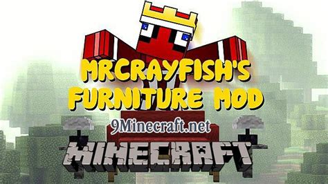 mrcrayfishs furniture mod   furniture