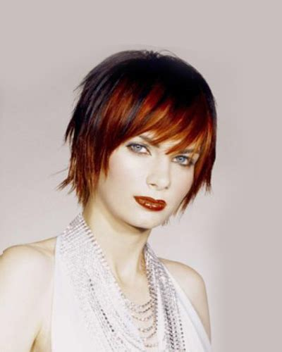 Short Hair Color Trends Fall 2014  Hair Style And Color
