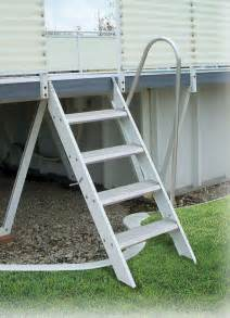 complete swing  ladder   kayak pools ground