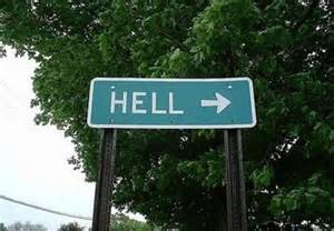Image result for hell mich