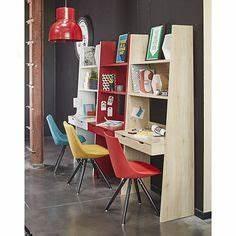 mateo bain bureaux With meuble bibliotheque bureau integre 3 etagare murale bureau domeno la redoute interieurs la