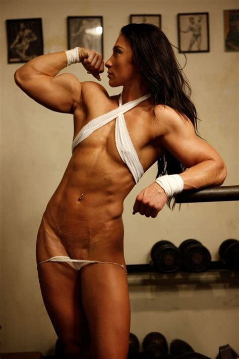 Bodybuildersexshes A Tease Fitness Babes Pinterest