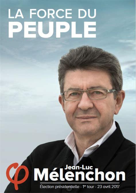 « La Force Du Peuple » Le Slogan De L'affiche De Campagne