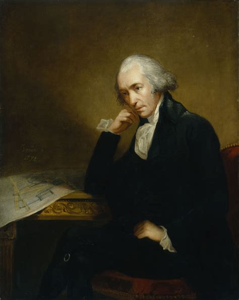 did james watt really invent the steam engine history