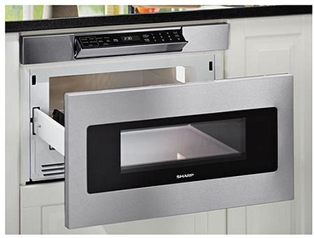 sharp 30 microwave drawer installation sharp 30 quot stainless microwave drawer oven smd3070as