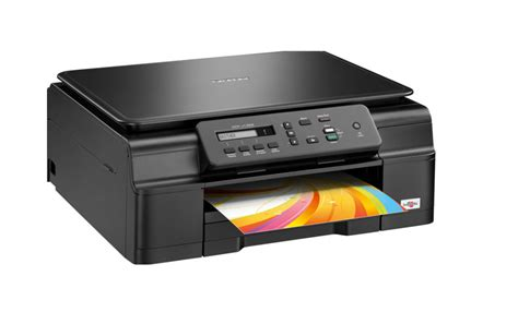 Create a shortcut for scanner and camera wizard (Download) Brother DCP-J152W Driver - Free Printer Driver Download
