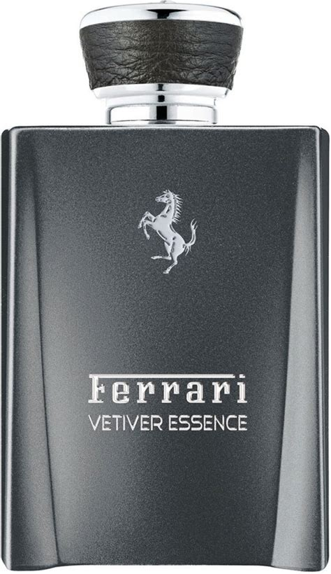 Its woody texture perfectly details the intricacies of the masculine spirit. bol.com | FERRARI VETIVER ESSENCE(M)EDP 100ML