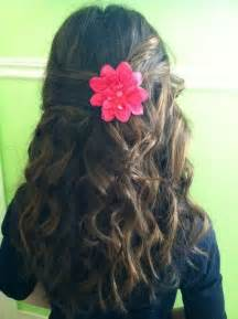 Cute Easy Hairstyles for Long Hair Little Girls