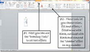 How To Make Mirror Image Text In Microsoft Word This Tutorial Shows How To Reverse Flip Or Mirror Text How To Make Letters Backwards On Microsoft Word 2010 How To Make Letters Backwards On Microsoft Word 2010 4