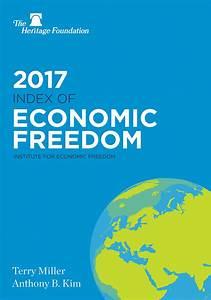 2017 Index Of Economic Freedom