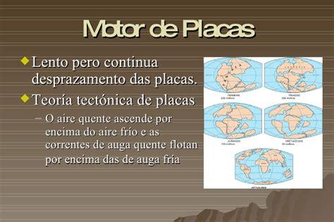 presentacion da tectonica de placas