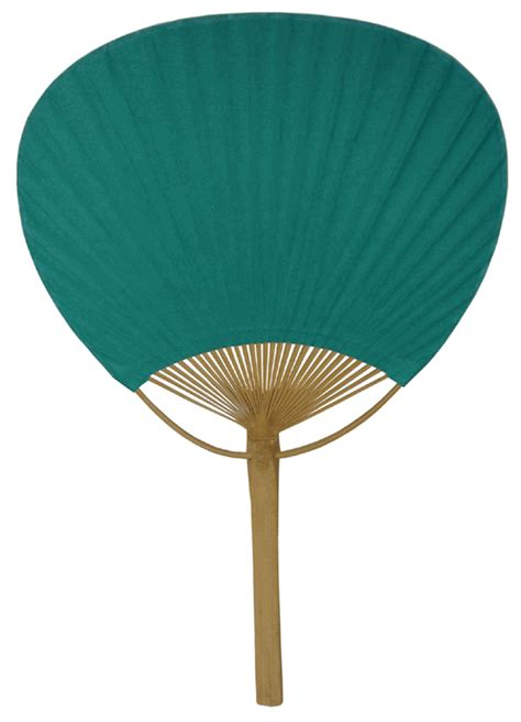 paper hand fans bulk paper paddle hand fan 14 5 quot peacock green