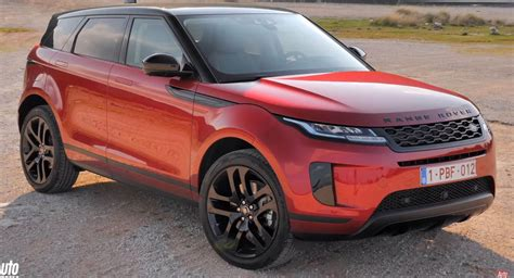 2020 Range Rover Evoque by 2020 Range Rover Evoque Still Trades On Style But Does It