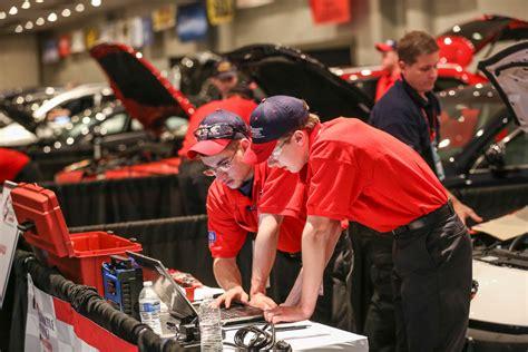 americas top auto technicians greater  york high