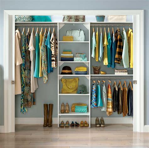 closetmaid closet organizer closetmaid 1933140 suitesymphony 25 inch