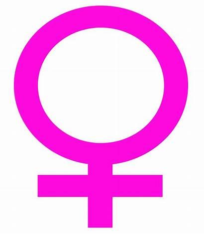 Symbol Female Transparent Clipart Woman Symbols Rose