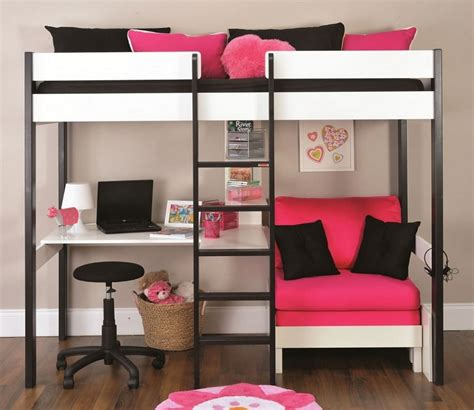 bunk beds with futon bunk bed with amazing functions that you can use