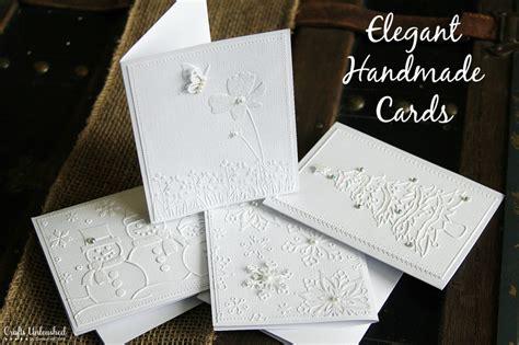 elegant handmade cards pinlaviecom