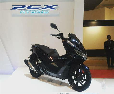 Pcx 2018 Iims by Ahm Kenalkan Honda Pcx Hybrid Dan Goldwing Di Iims 2018
