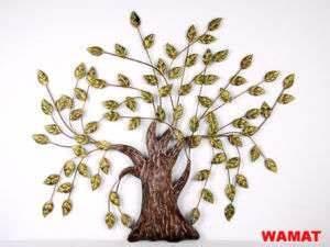 Wanddeko Baum Metall : baum calmo wanddekoration wanddeko wand objekt deko metall draht on popscreen ~ Whattoseeinmadrid.com Haus und Dekorationen