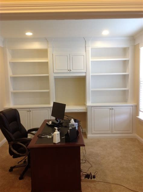 Office Wall Unit - Contemporary - Home Office