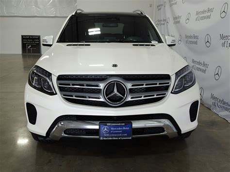 17 city / 22 hwy. New 2018 Mercedes-Benz GLS GLS 450 4MATIC® SUV in Lynnwood #289065 | Mercedes-Benz of Lynnwood
