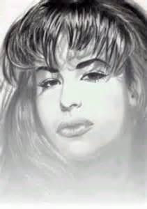 Selena Quintanilla Perez Drawings