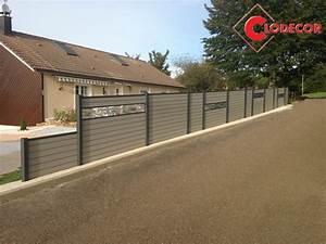 Bois Composite Cloture : poseur d 39 am nagements en bois composite ~ Edinachiropracticcenter.com Idées de Décoration