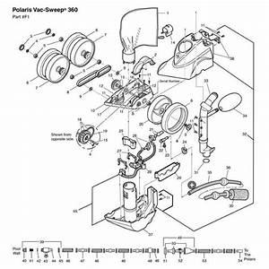 30 Polaris 360 Hose Diagram