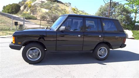 land rover range rover county  generation