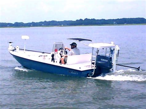 Boat T Top Weight by Technical T Montauk T Shadow