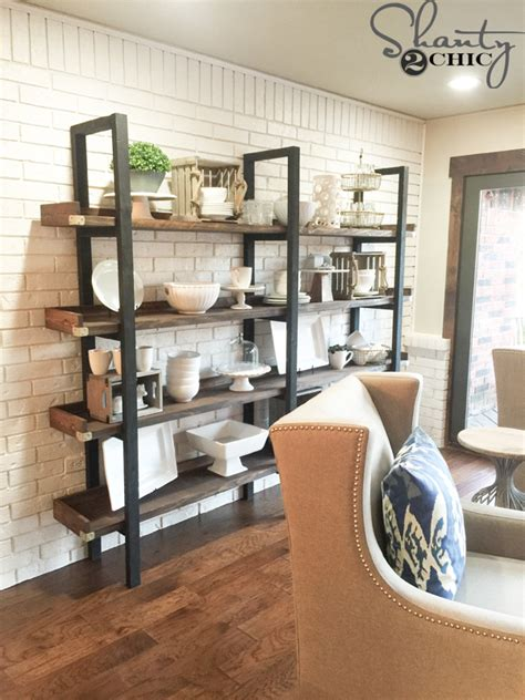 diy plate rack   shanty  chic