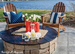 Diy, Patio, Table, -, 15, Easy, Ways, To, Make, Your, Own