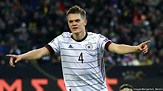 Matthias Ginter: The spare part who became the main man ...