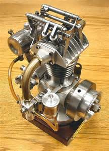 Miniature Model Engines