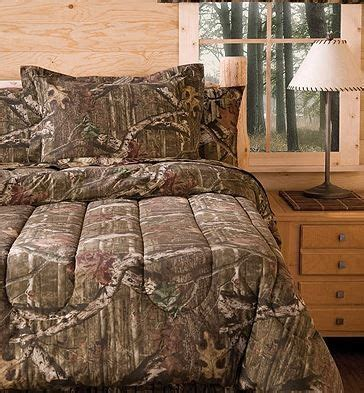 mossy oak infinity camo bedding comforter sets with shams