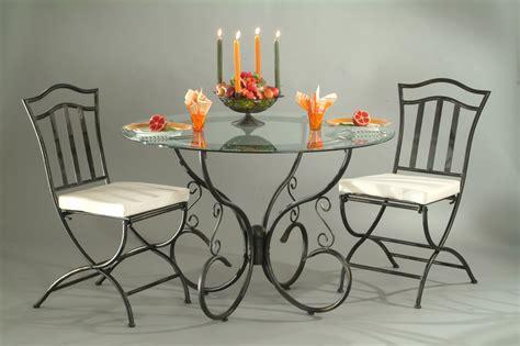 chaises en fer forg chaise fer forgé de salle à manger lot de 2 arabesque