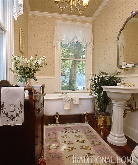 25 Years Of Beautiful Bathrooms  Traditional Home