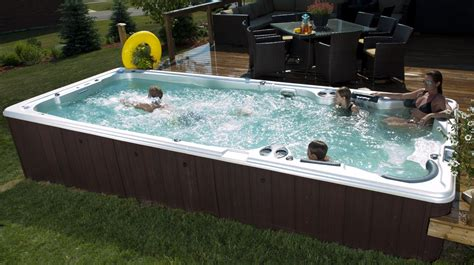 Outdoor Tubs For Sale by Hydropool Swim Spas Of Las Vegas Nevada Galaxy Outdoor